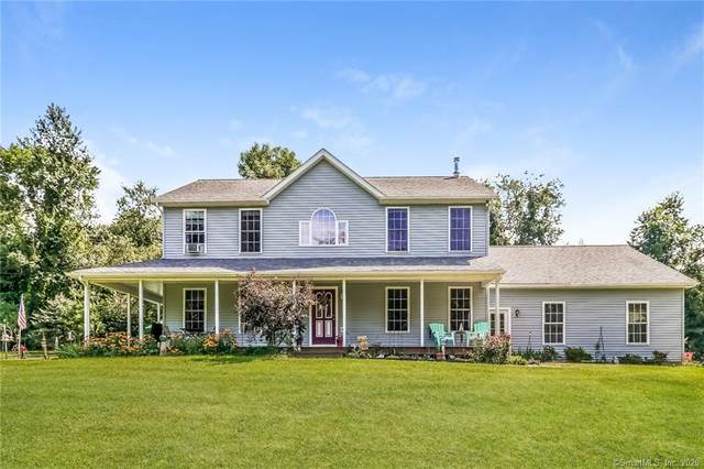 93 Chestnut Land Road, New Milford, CT 06776 (MLS #170323615) :: The Higgins Group - The CT Home Finder