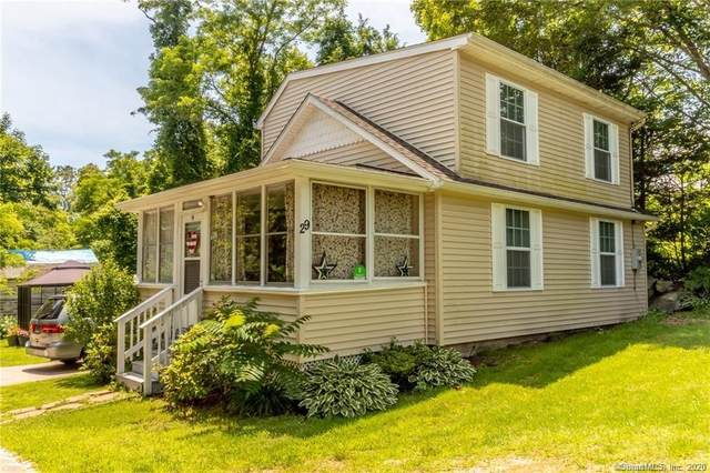 29 Route 27, Groton, CT 06355 (MLS #170323692) :: Frank Schiavone with William Raveis Real Estate
