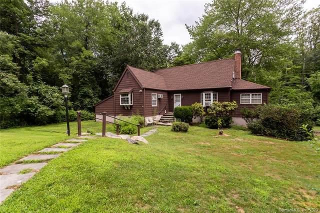 5 Briar Brae Road, Stamford, CT 06903 (MLS #170323708) :: Frank Schiavone with William Raveis Real Estate