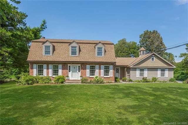 8 Pleasant Street, Darien, CT 06820 (MLS #170323855) :: Frank Schiavone with William Raveis Real Estate