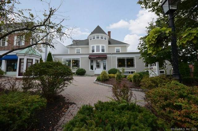 409 Main Street, Ridgefield, CT 06877 (MLS #170323857) :: The Higgins Group - The CT Home Finder