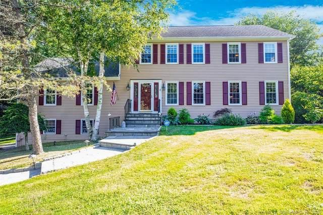 4 Kettle Creek Lane, Monroe, CT 06468 (MLS #170323930) :: The Higgins Group - The CT Home Finder