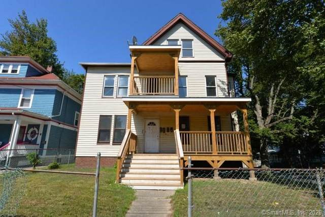 84 Sheffield Avenue, New Haven, CT 06511 (MLS #170323948) :: Team Feola & Lanzante | Keller Williams Trumbull