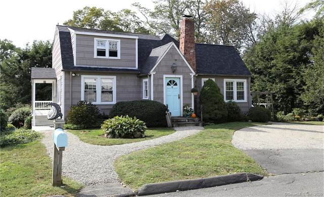 2 Rochambeau Avenue, Ridgefield, CT 06877 (MLS #170323958) :: The Higgins Group - The CT Home Finder