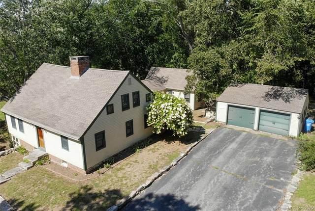 1026 Colonel Ledyard Highway, Ledyard, CT 06339 (MLS #170324027) :: Mark Boyland Real Estate Team