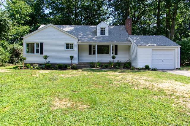 14 Woodlawn Drive, Trumbull, CT 06611 (MLS #170324040) :: Around Town Real Estate Team