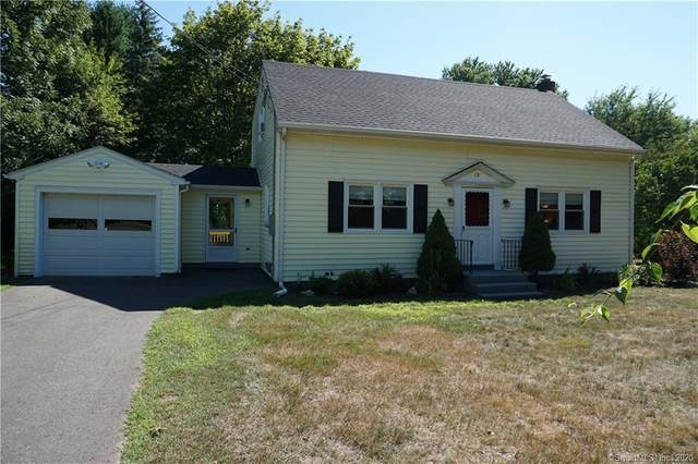 10 Mark Drive, Coventry, CT 06238 (MLS #170324064) :: Anytime Realty