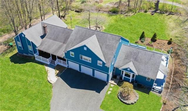 121 Picketts Ridge Road, Redding, CT 06896 (MLS #170324084) :: Michael & Associates Premium Properties | MAPP TEAM