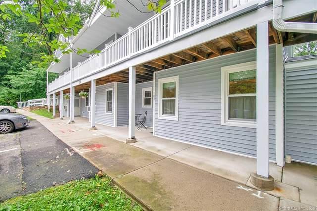 109 Hidden Knolls Circle #109, Monroe, CT 06468 (MLS #170324105) :: Around Town Real Estate Team