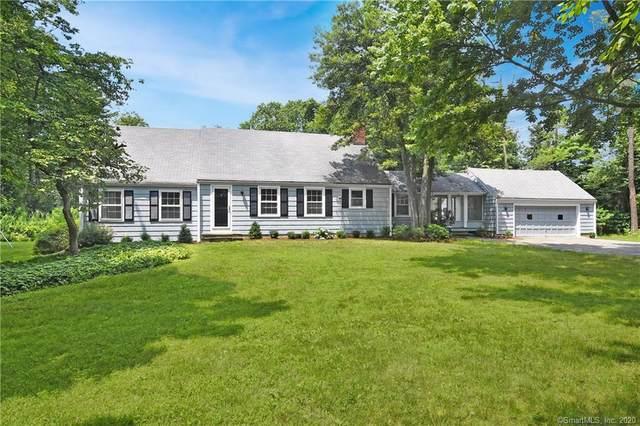 357 Jelliff Mill Road, New Canaan, CT 06840 (MLS #170324143) :: Mark Boyland Real Estate Team