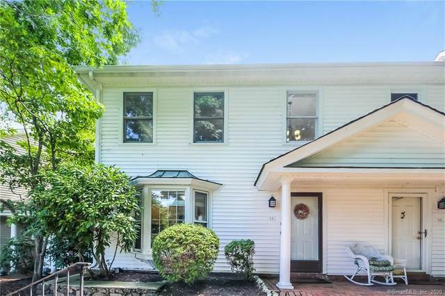 1 E Hayestown Road #14, Danbury, CT 06811 (MLS #170324218) :: Frank Schiavone with William Raveis Real Estate