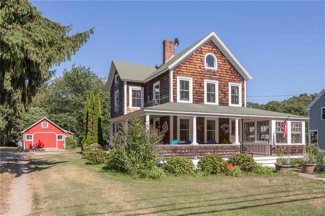 94 Wesley Avenue, Westbrook, CT 06498 (MLS #170324222) :: GEN Next Real Estate