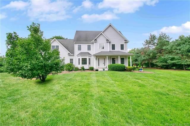 29 Shores Drive, Tolland, CT 06084 (MLS #170324265) :: GEN Next Real Estate