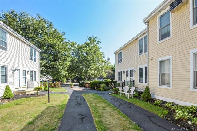 54 Rope Ferry Road E-99, Waterford, CT 06385 (MLS #170324270) :: Anytime Realty