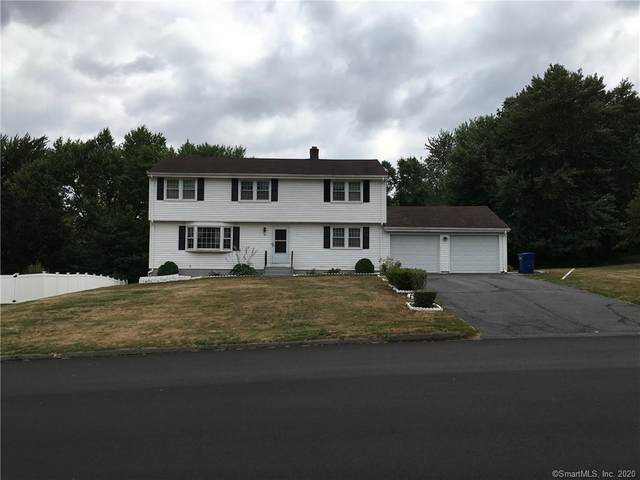 51 Willowcrest Drive, Windsor, CT 06095 (MLS #170324293) :: The Higgins Group - The CT Home Finder