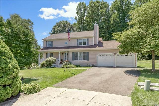 27 Deer Run Trail, Milford, CT 06461 (MLS #170324301) :: The Higgins Group - The CT Home Finder