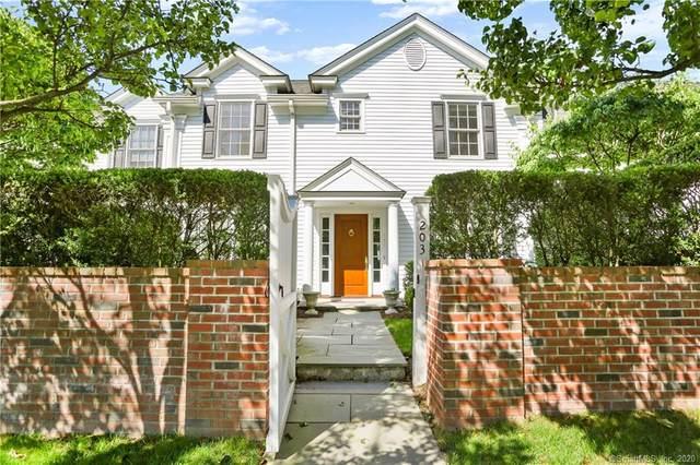 203 Park Street #10, New Canaan, CT 06840 (MLS #170324321) :: Mark Boyland Real Estate Team