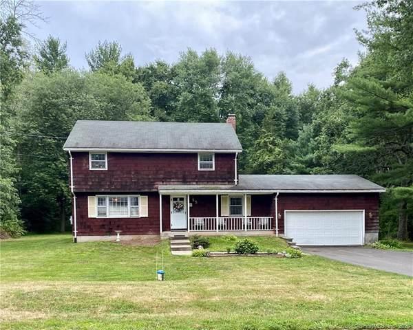 5 Partridge Lane, Bloomfield, CT 06002 (MLS #170324323) :: Michael & Associates Premium Properties | MAPP TEAM