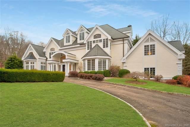160 Chestnut Hill Road, Ridgefield, CT 06877 (MLS #170324492) :: Around Town Real Estate Team