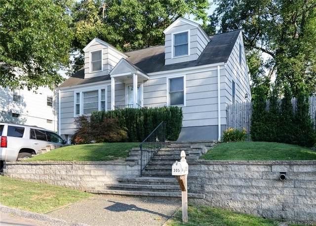 305 Woodrow Avenue, Bridgeport, CT 06606 (MLS #170324506) :: The Higgins Group - The CT Home Finder