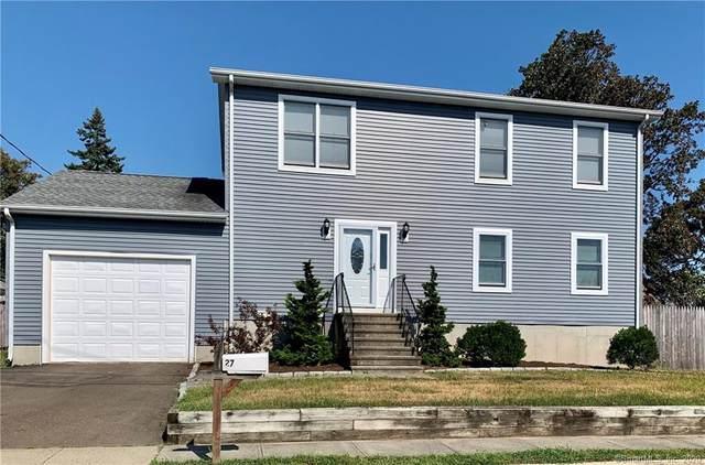 27 Center Avenue, East Haven, CT 06512 (MLS #170324540) :: Carbutti & Co Realtors
