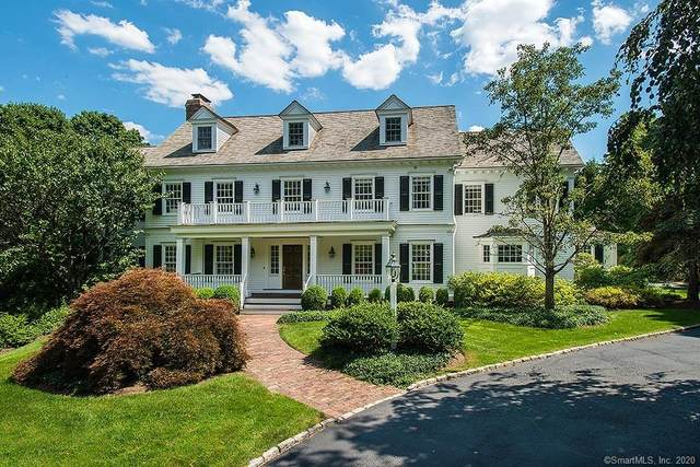 256 Country Club Road, New Canaan, CT 06840 (MLS #170324559) :: Mark Boyland Real Estate Team