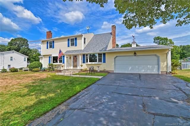 19 Exeter Road, Hamden, CT 06518 (MLS #170324609) :: Mark Boyland Real Estate Team