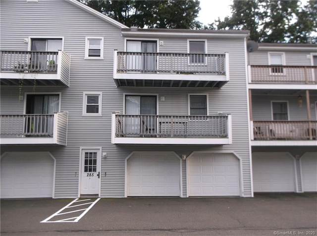 285 Glendale Avenue F6, Bridgeport, CT 06606 (MLS #170324637) :: The Higgins Group - The CT Home Finder