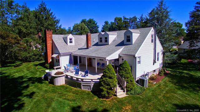 22 Quail Hill Road, Wethersfield, CT 06109 (MLS #170324654) :: Anytime Realty