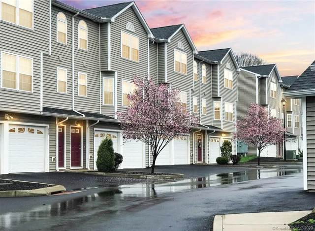 58 Leonard Street #204, Meriden, CT 06451 (MLS #170324664) :: The Higgins Group - The CT Home Finder