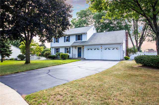 5 Valley View Circle, Enfield, CT 06082 (MLS #170324665) :: The Higgins Group - The CT Home Finder