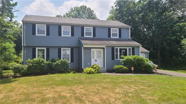 11 Harvest Lane, Wallingford, CT 06492 (MLS #170324686) :: Carbutti & Co Realtors