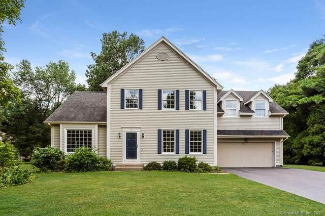 1 Sidney Way #1, Simsbury, CT 06070 (MLS #170324750) :: Frank Schiavone with William Raveis Real Estate