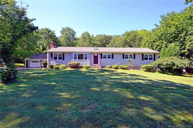 43 Jog Hill Road, Trumbull, CT 06611 (MLS #170324753) :: Frank Schiavone with William Raveis Real Estate