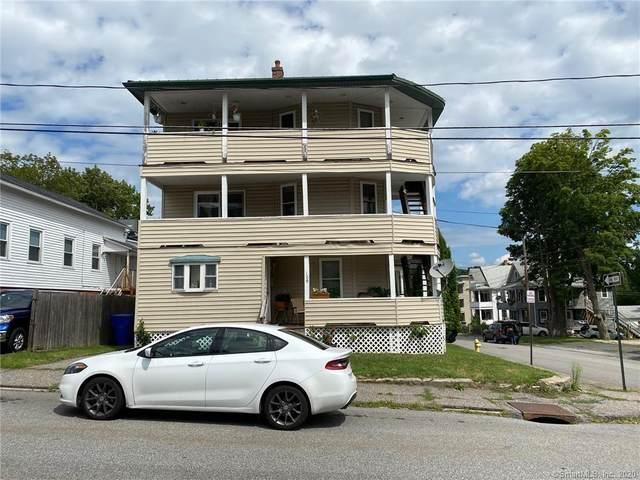 106 Central Avenue, Torrington, CT 06790 (MLS #170324760) :: The Higgins Group - The CT Home Finder