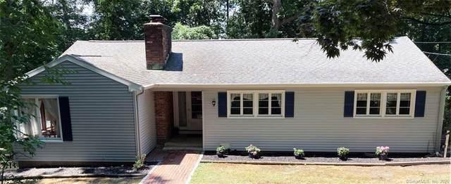 97 Old Kings Highway, New Canaan, CT 06840 (MLS #170324786) :: Mark Boyland Real Estate Team
