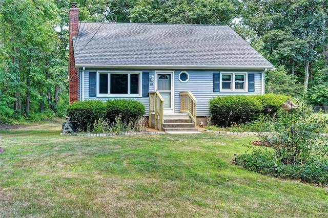 81 Jan Drive, Hebron, CT 06248 (MLS #170324798) :: The Higgins Group - The CT Home Finder