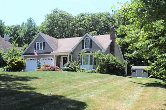 5 Highland Oak Drive, Ellington, CT 06029 (MLS #170324858) :: NRG Real Estate Services, Inc.