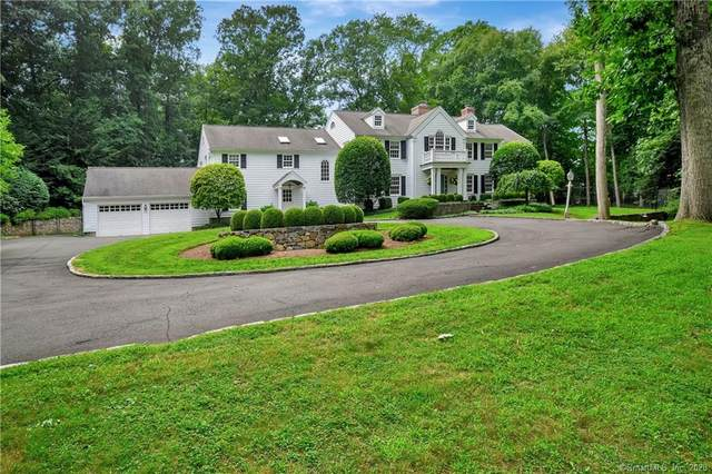 67 Stonehenge Drive, New Canaan, CT 06840 (MLS #170324881) :: Mark Boyland Real Estate Team