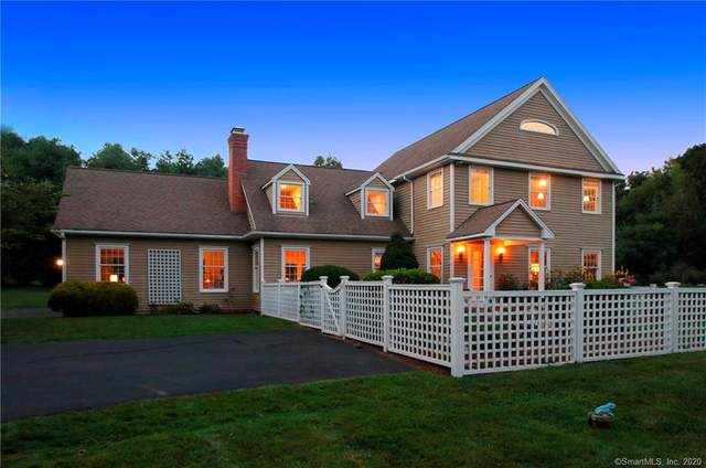 49 Flat Swamp Road, Newtown, CT 06470 (MLS #170324887) :: The Higgins Group - The CT Home Finder