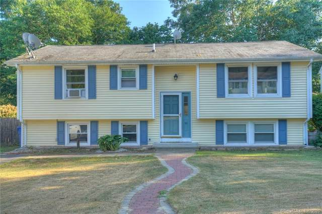 48 Crest Drive, Groton, CT 06355 (MLS #170324900) :: Anytime Realty