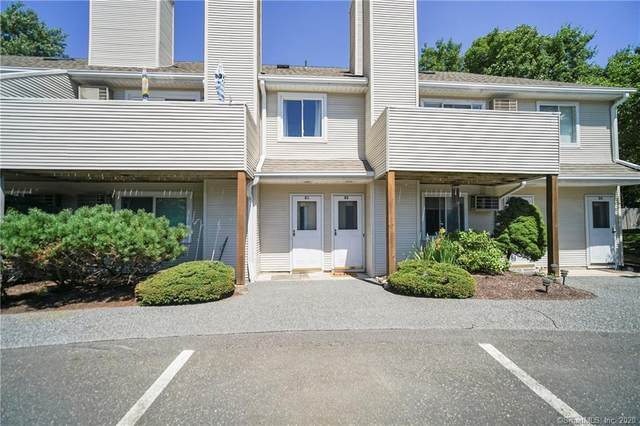 136 Pembroke Road 9-82, Danbury, CT 06811 (MLS #170324921) :: Around Town Real Estate Team