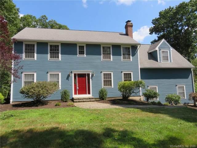 9 Hunting Ridge Road, Hamden, CT 06518 (MLS #170324976) :: Mark Boyland Real Estate Team