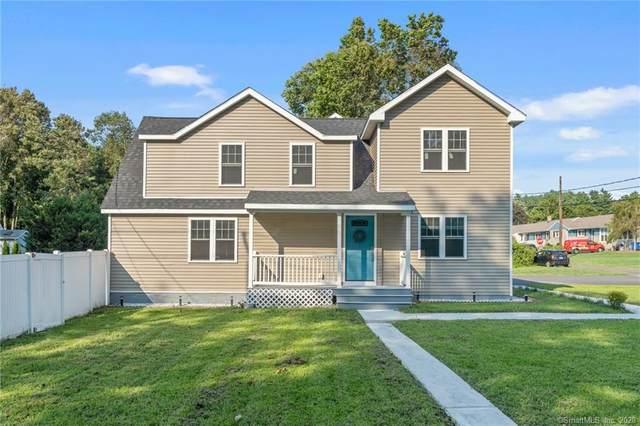337 Racebrook Road, Orange, CT 06477 (MLS #170325018) :: Michael & Associates Premium Properties | MAPP TEAM