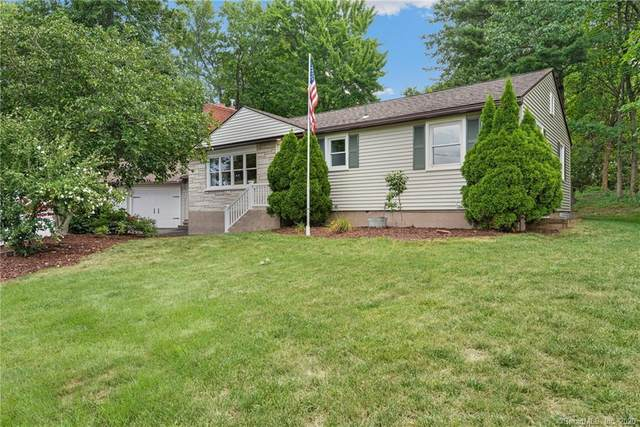48 Crestwood Drive, Bristol, CT 06010 (MLS #170325038) :: Spectrum Real Estate Consultants