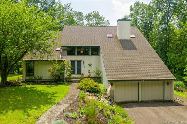 22 Wintergreen Hill Road, Danbury, CT 06811 (MLS #170325045) :: Around Town Real Estate Team
