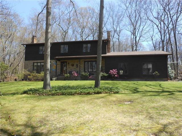 1 Nottingham Court, Ledyard, CT 06335 (MLS #170325116) :: Around Town Real Estate Team