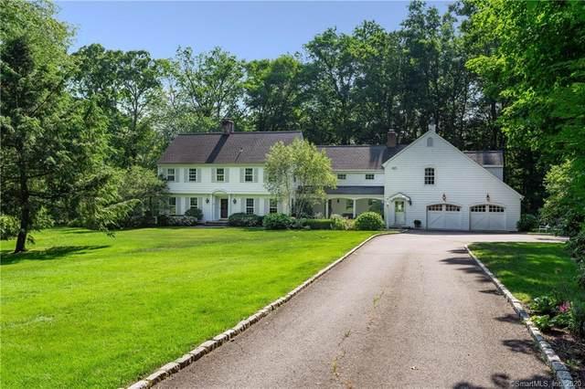833 Hollow Tree Ridge Road, Darien, CT 06820 (MLS #170325147) :: Frank Schiavone with William Raveis Real Estate