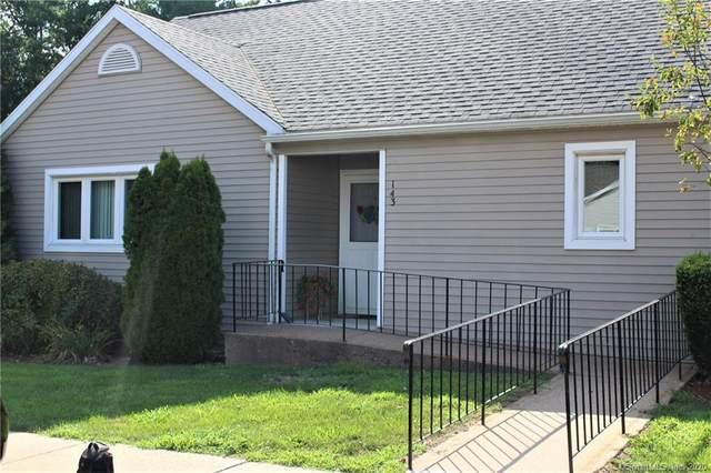 143 Oak Ridge Drive #143, Windsor Locks, CT 06096 (MLS #170325151) :: NRG Real Estate Services, Inc.