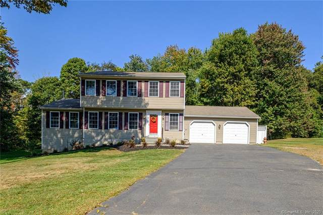 3 Coachlight Circle, Prospect, CT 06712 (MLS #170325187) :: Team Feola & Lanzante | Keller Williams Trumbull